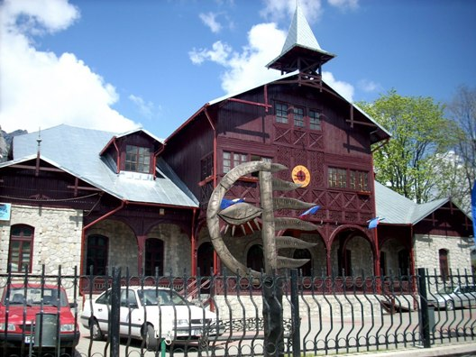 Site Centrul Cultural Aurel Stroe Busteni=